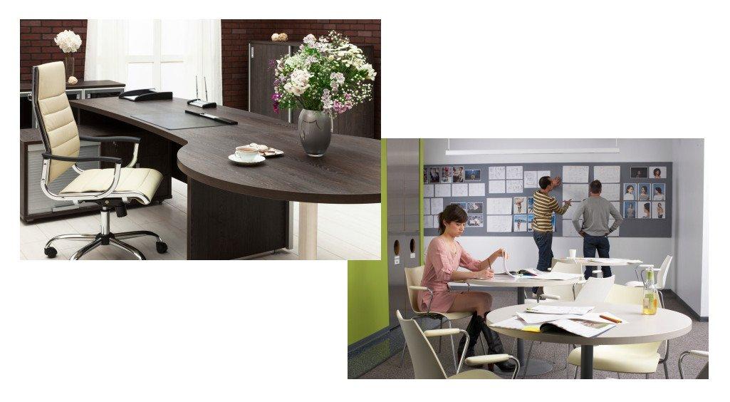 Bureaux et espaces détentes confortables
