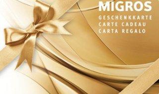 Cartes Cadeaux MIGROS PRO