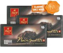 Chocolat Frey avec MIGROS PRO