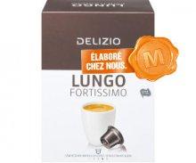 Café Délizio Fortissimo proposé par MIGROS PRO
