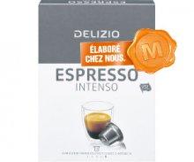Café Délizio Espresso Forte proposé par MIGROS PRO