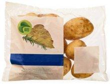 Pommes de terres farineuses bio avec MIGROS PRO