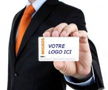 Pour vos cadeaux d'entreprise: la carte cadeau personnalisée avec MIGROS PRO