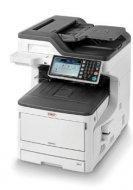 Imprimante OKI MC853dn WLAN Laser Multifonction