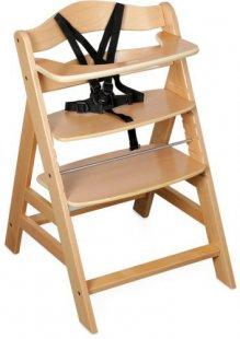 Chaise haute avec coussin alpha hauck equipements et for Migros meubles