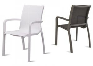 fauteuil Sunset Grosfillex avec MIGROS PRO